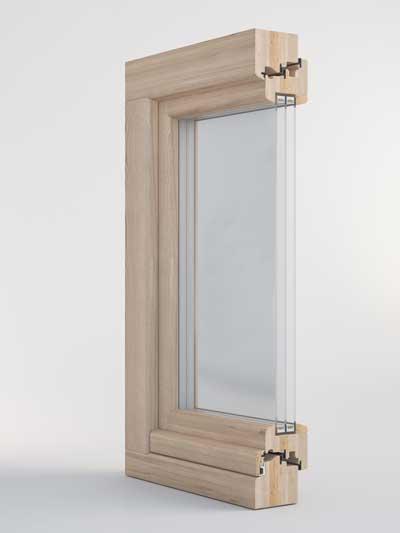 2f finestre euroclima 92 gocciolatoio legno esterno 2f - Finestre legno italia ...
