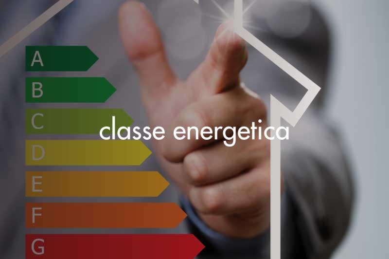 classe energetica