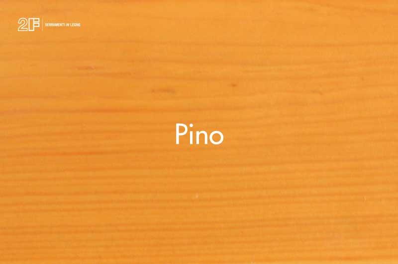serramenti pino