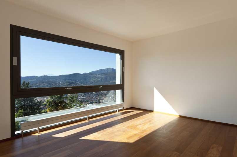 Serramenti in legno 2f serramenti in legno - Finestre a bilico verticale ...