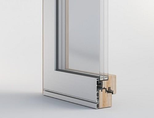 Sintesi 100: il legno-alluminio che coniuga prestazioni, design e personalizzazione