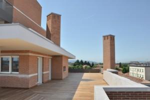 Serramenti in legno 2F per Palazzo Manzoni - Via Parini - Vicenza 5