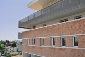 Serramenti in legno 2F per Palazzo Manzoni - Via Parini - Vicenza 6