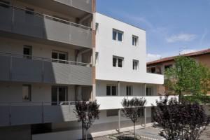 Serramenti in legno 2F per Palazzo Manzoni - Via Parini - Vicenza 9