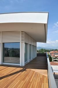 Serramenti in legno 2F per Palazzo Manzoni - Via Parini - Vicenza 18