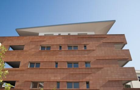 Serramenti in legno 2F per Palazzo Trissino - Via dell Stadio - Vicenza - 1