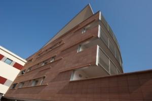 Serramenti in legno 2F per Palazzo Trissino - Via dell Stadio - Vicenza - 2