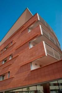Serramenti in legno 2F per Palazzo Trissino - Via dell Stadio - Vicenza - 6
