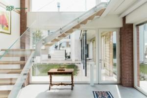 Alzanti scorrevoli in legno 2F - Residenza privata nella campagna veneta 20