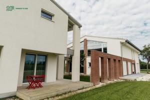 Alzanti scorrevoli in legno 2F - Residenza privata nella campagna veneta 3