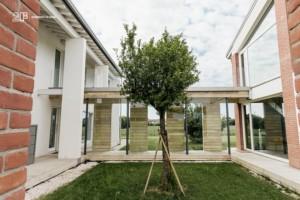 Alzanti scorrevoli in legno 2F - Residenza privata nella campagna veneta 6