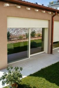 serramenti legno-alluminio per residenza privata a Vicenza 2