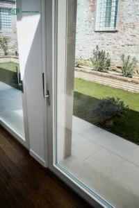 serramenti legno-alluminio per residenza privata a Vicenza 5
