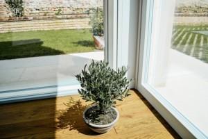 serramenti legno-alluminio per residenza privata a Vicenza 7