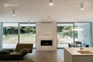 Serramenti legno alluminio rasomuro 2F Modern Living Vicenza 10