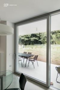 Serramenti legno alluminio rasomuro 2F Modern Living Vicenza 13