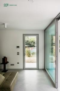 Serramenti legno alluminio rasomuro 2F Modern Living Vicenza 14