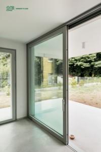 Serramenti legno alluminio rasomuro 2F Modern Living Vicenza 15