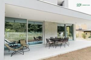 Serramenti legno alluminio rasomuro 2F Modern Living Vicenza 2