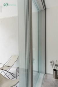 Serramenti legno alluminio rasomuro 2F Modern Living Vicenza 30