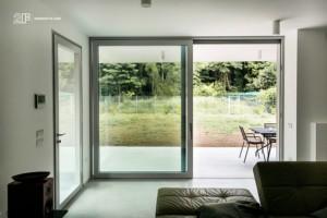 Serramenti legno alluminio rasomuro 2F Modern Living Vicenza 6