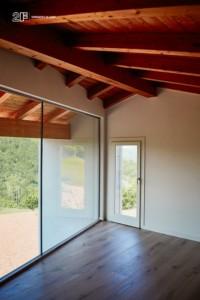 serramenti legno alluminio 2F - Villa Colli Berici - Vicenza 11