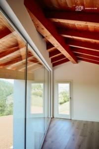serramenti legno alluminio 2F - Villa Colli Berici - Vicenza 12