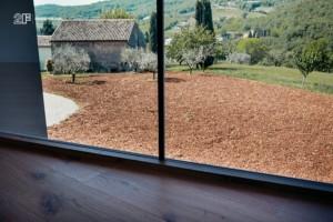 serramenti legno alluminio 2F - Villa Colli Berici - Vicenza 13