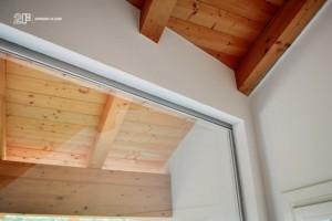 serramenti legno alluminio 2F - Villa Colli Berici - Vicenza 15