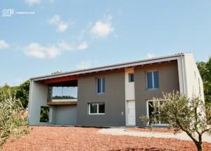 serramenti legno alluminio 2F - Villa Colli Berici - Vicenza 7