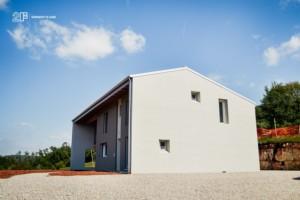 serramenti legno alluminio 2F - Villa Colli Berici - Vicenza 9