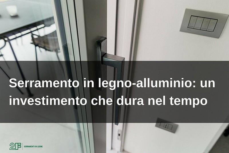 Serramenti legno alluminio - 2f Vicenza