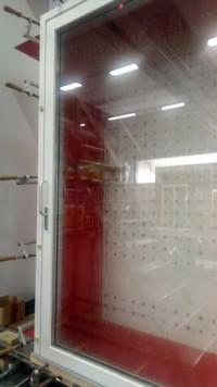 Test aria-acqua-vento Sintesi 100 Slide e portafinestra Sintesi 100 - 2F Vicenza