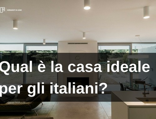 La casa ideale per gli italiani? Stile moderno, consumi ridotti e polifunzionale