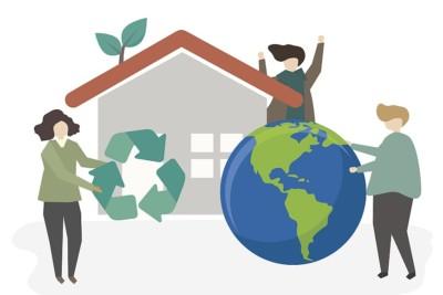 Casa sana, sicura e sostenibile con i serramenti in legno 2F