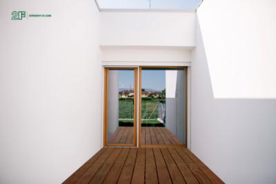 Integrazione architettonica del serramento - Seramenti in legno Vicenza - Veneto - 2F Srl - 3