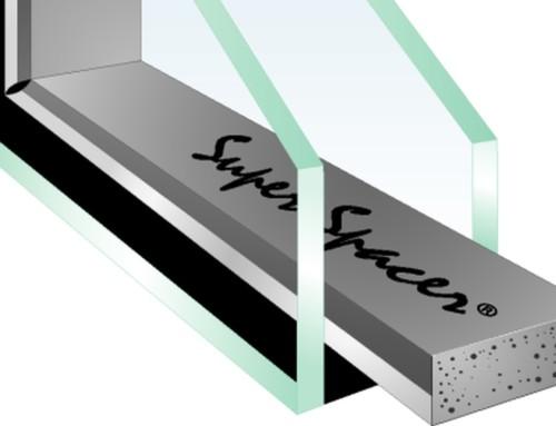Con Super Spacer ® le finestre 2F sono ancora più efficienti dal punto di vista energetico