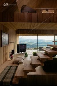 Serramenti-in-legno-2F-Villa-privata-Altopiano-di-Asiago-Roana-Vicenza 16