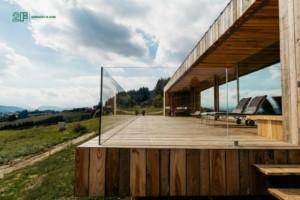 Serramenti-in-legno-2F-Villa-privata-Altopiano-di-Asiago-Roana-Vicenza 2