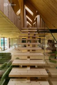 Serramenti-in-legno-2F-Villa-privata-Altopiano-di-Asiago-Roana-Vicenza 22
