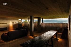 Serramenti-in-legno-2F-Villa-privata-Altopiano-di-Asiago-Roana-Vicenza 38