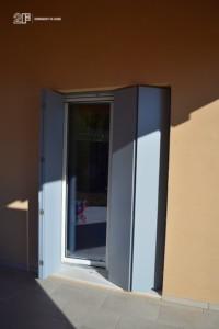 Serramenti in legno per casa passiva di Susegana -Treviso - Veneto - 26