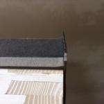 Serramenti in legno 2F per casa passiva xlam in Veneto - posa in opera 26