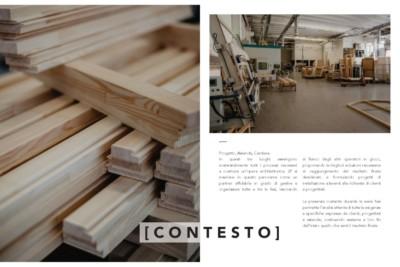 Nuova brochure serramenti di legno 2F - Contesto