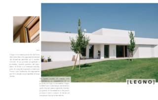 Nuova brochure serramenti di legno 2F - Legno