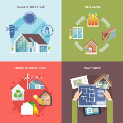 Efficienza energetica di una casa: come migliorarla