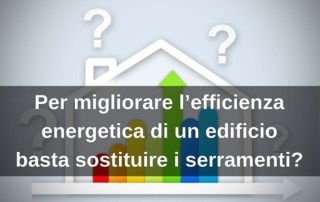 Efficienza energetica di un edificio
