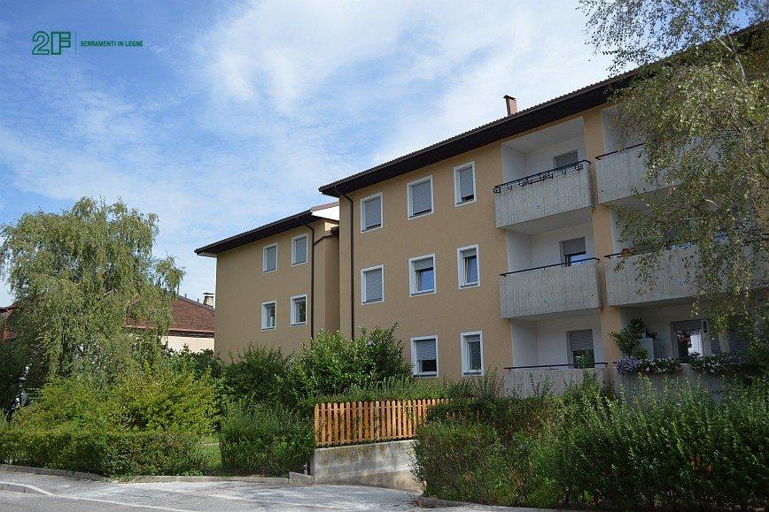 serramenti legno alluminio - Comune di Ora - Bolzano - 7