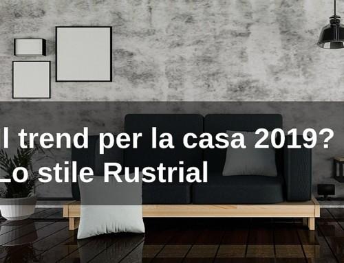Il trend per la casa 2019? Lo stile Rustrial
