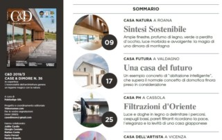 Case&Dimore - Villa di Roana - serramenti in legno Clima 80 di 2F - 3